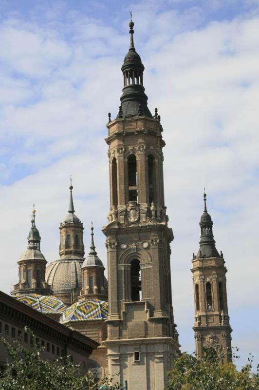 Basilica de Nuestra Señora del Pilar, Zaragoza,...