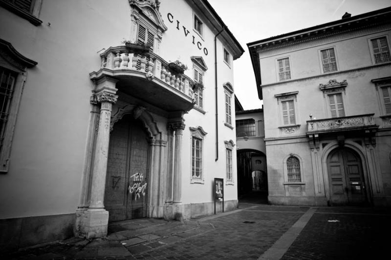 Arquitectura Tradicional, Como, Italia, Lombardia,...