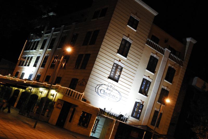 Hotel Charlotte, Bogota, Cundinamarca, Colombia