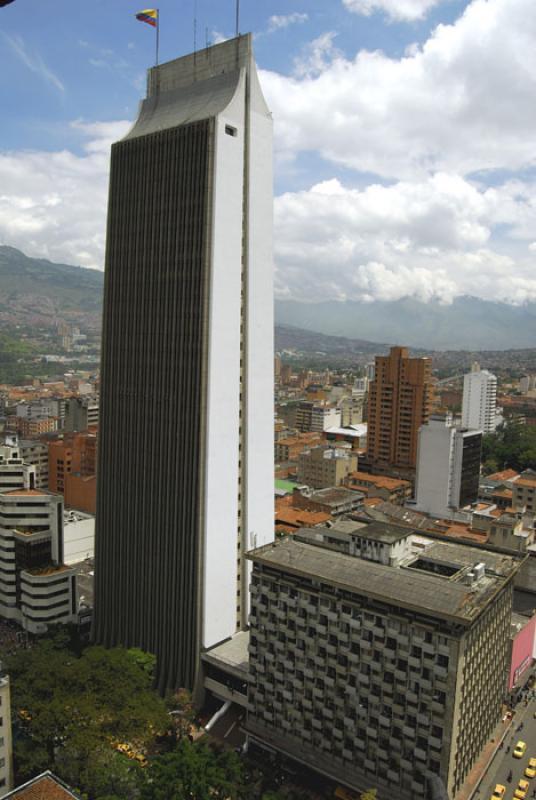Edificio Coltejer, Medellin, Antioquia, Colombia