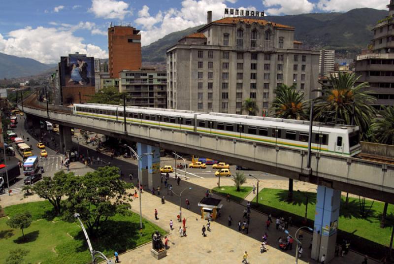Hotel Nutibara, Medellin, Antioquia, Colombia