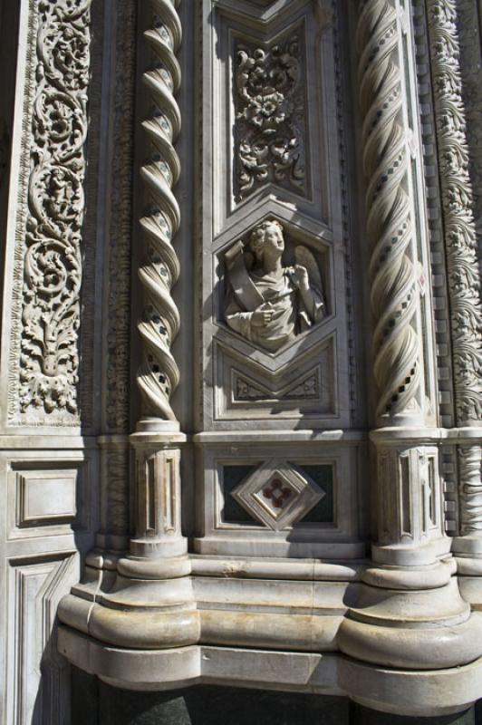 Santa Maria del Fiore, Florencia, Toscana, Italia,...
