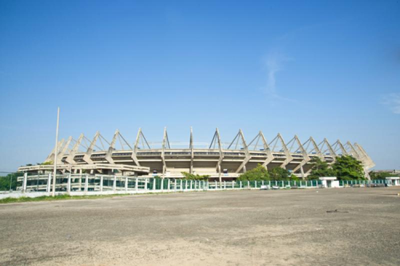 Estadio Metropolitano Roberto Melendez, Barranquil...