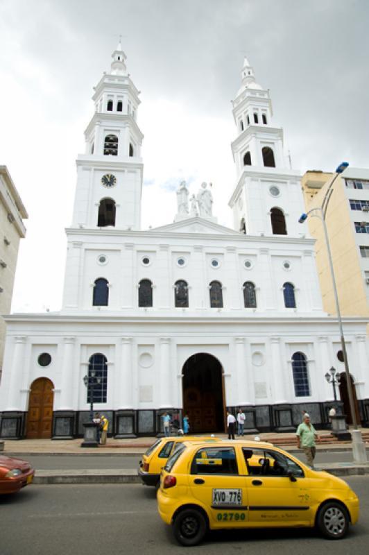 Catedral de la Sagrada Familia, Bucaramanga, Santa...