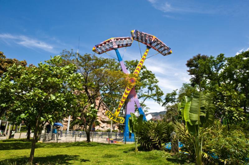 Kamikaze, Parque Norte Medellin, Medellin, Antioqu...