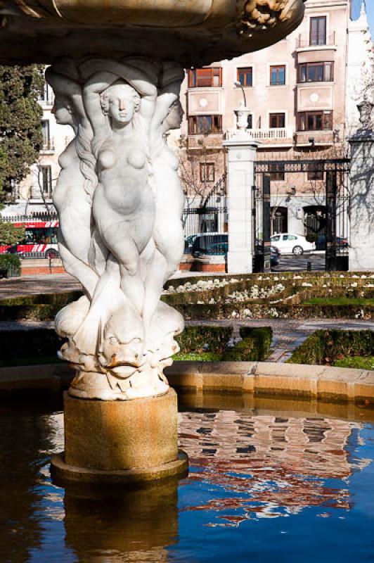 Parque del Retiro, Madrid, España, Europa Occid...