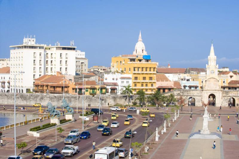 Ciudad de Cartagena, Bolivar, Colombia