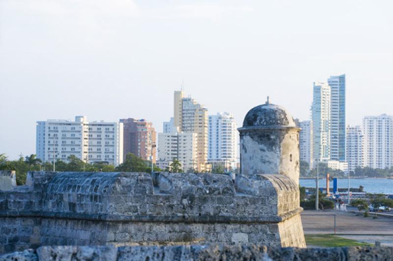 Baluarte de Santa Clara, Cartagena, Bolivar, Colom...