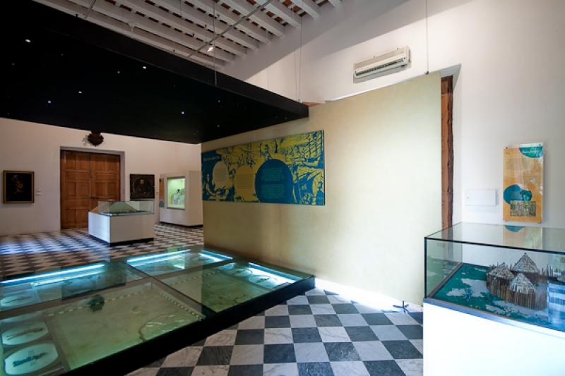 Museo Historico de Cartagena, Cartagena, Bolivar, ...