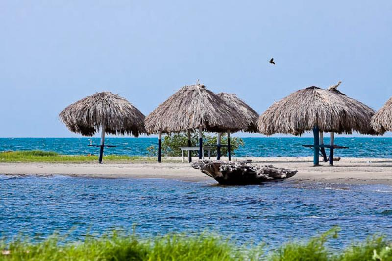 Playa de San Jose, Coveñas, Golfo de Morrosquil...