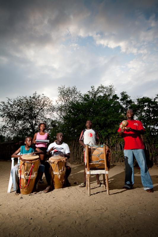 Grupo Musical, San Basilio de Palenque, Mahates, B...