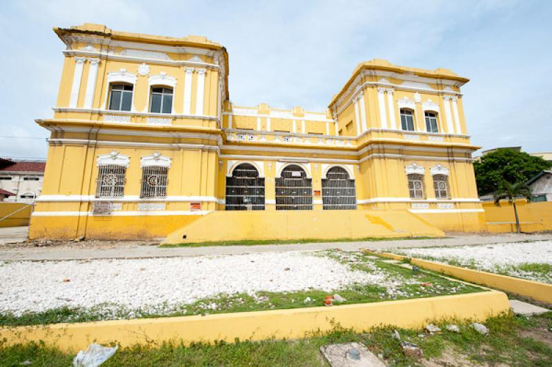 Casona del Barrio El Prado, Barranquilla, Atlantic...