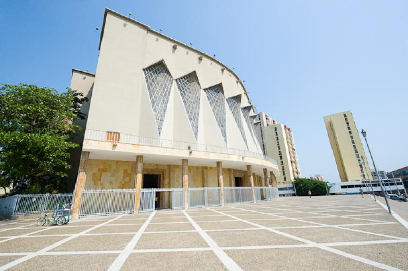Catedral Metropolitana Maria Reina de Barranquilla...