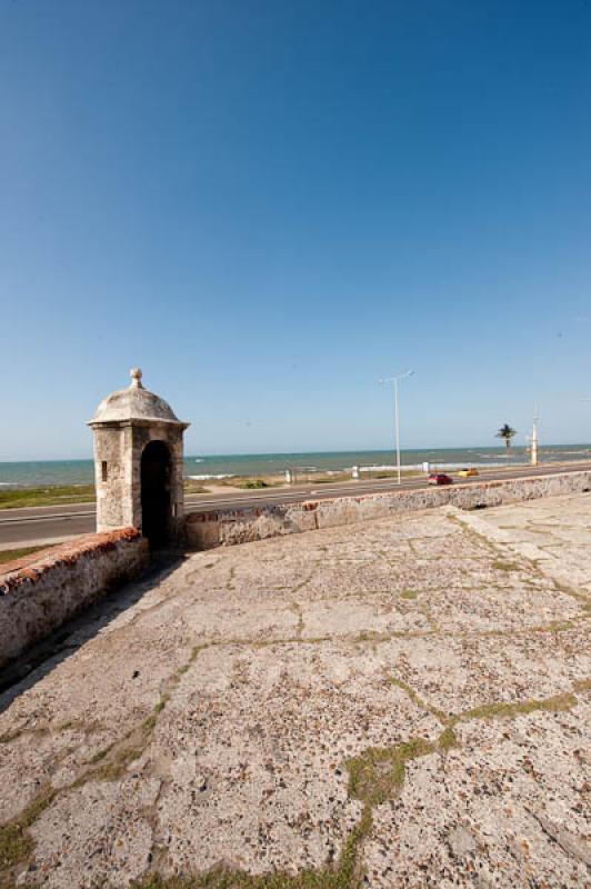 Baluarte de la Merced, Ciudad Amurallada, Cartagen...