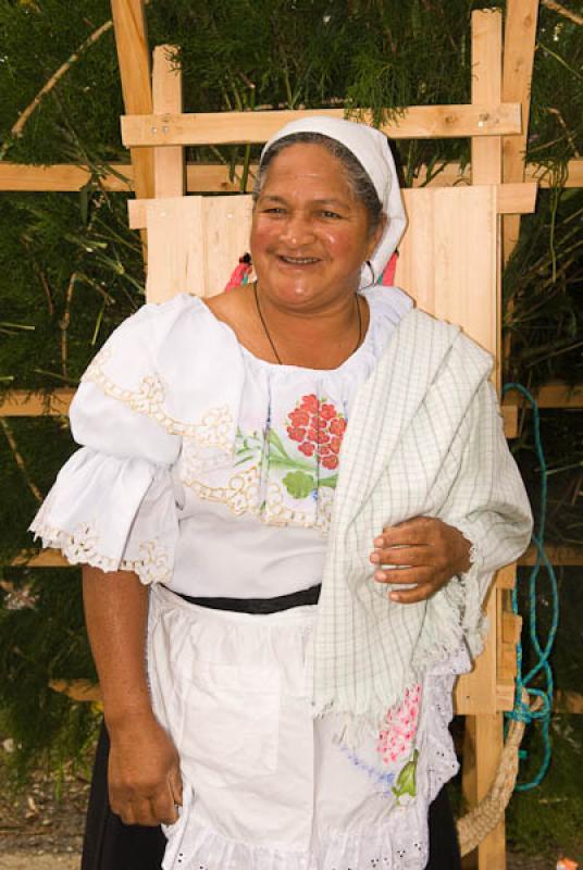 Silletara Sonriendo, Santa Elena, Medellin, Antioq...