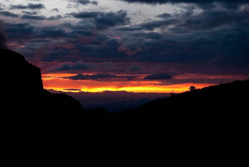 Parque Nacional Natural Los Nevados, Manizales, Ca...