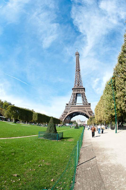 Torre Eiffel, Paris, Francia, Europa Occidental