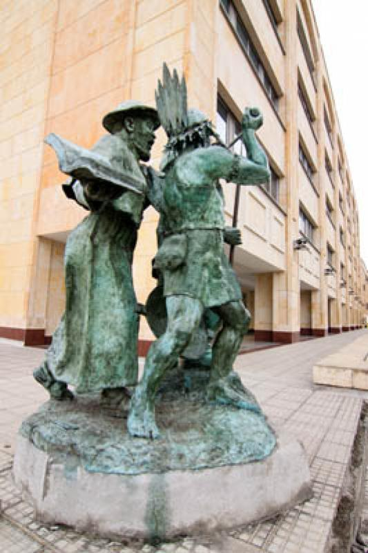 Monumento a los Fundadores, Bucaramanga, Santander...