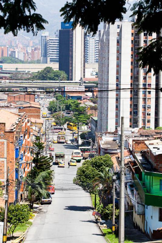 Ciudad de Medellin, Antioquia, Colombia