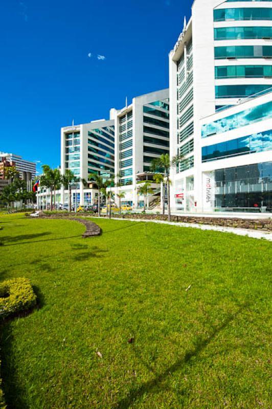 San Fernando Plaza, El Poblado, Medellin, Antioqui...