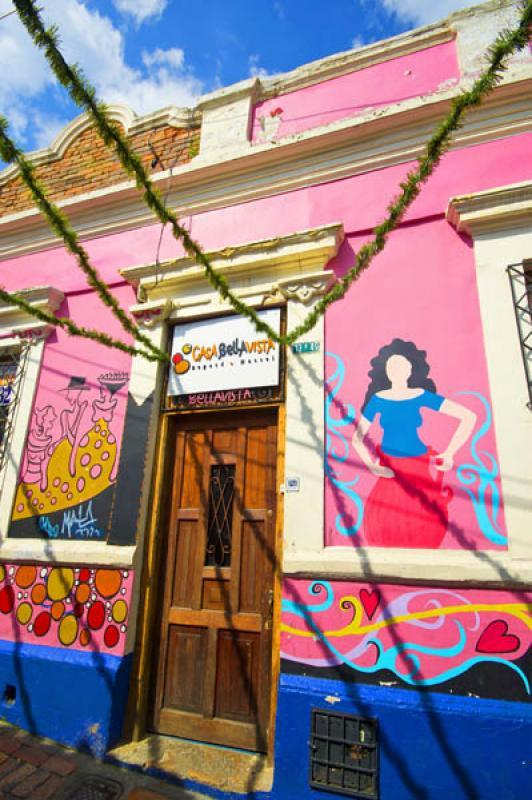 Casa Bellavista Hostal, La Candelaria, Bogota, Cun...