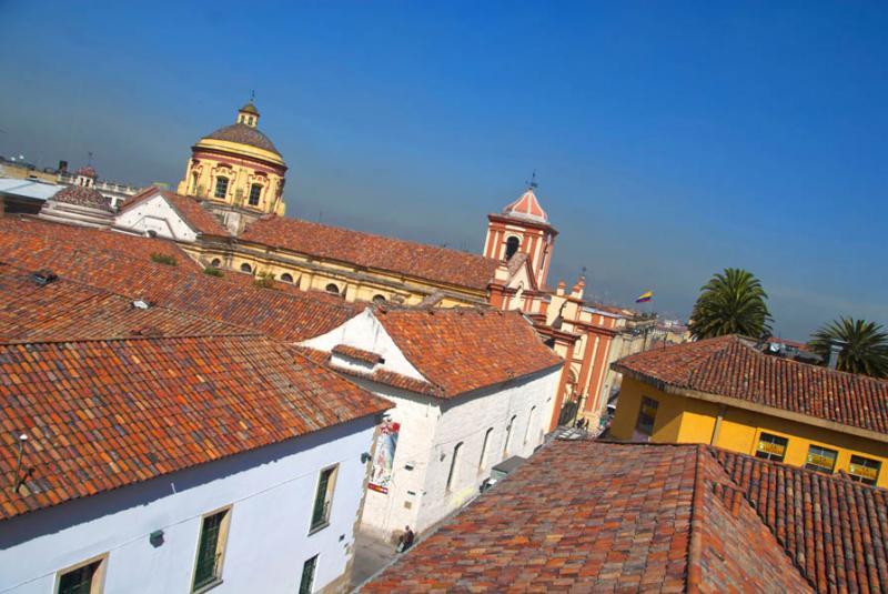 Iglesia de San Ignacio, La Candelaria, Bogota, Cun...