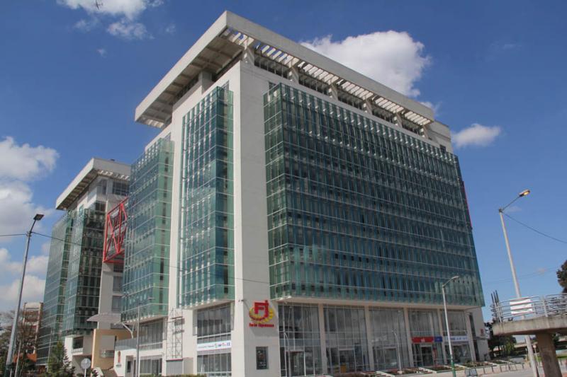 Centro Empresarial Arrecife, Bogota, Cundinamarca,...