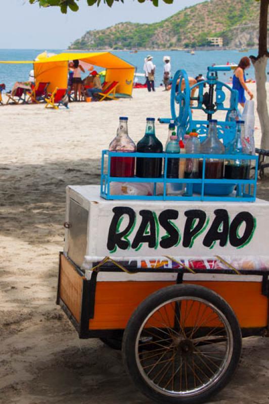 Venta de Raspado, El Rodadero, Santa Marta, Magdal...