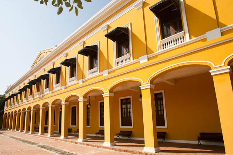 Edificio de la Administracion de la Aduana, Barran...