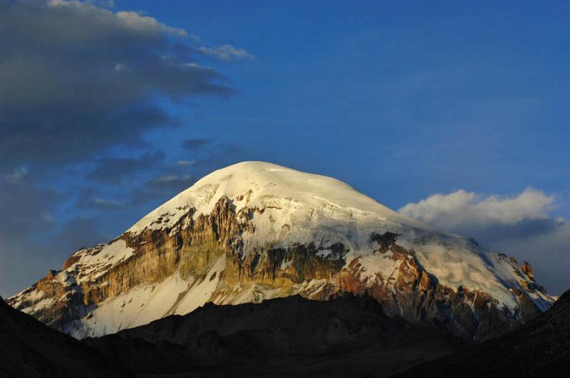 Nevado Sajama, Departamento de Oruro, Oruro, Boliv...