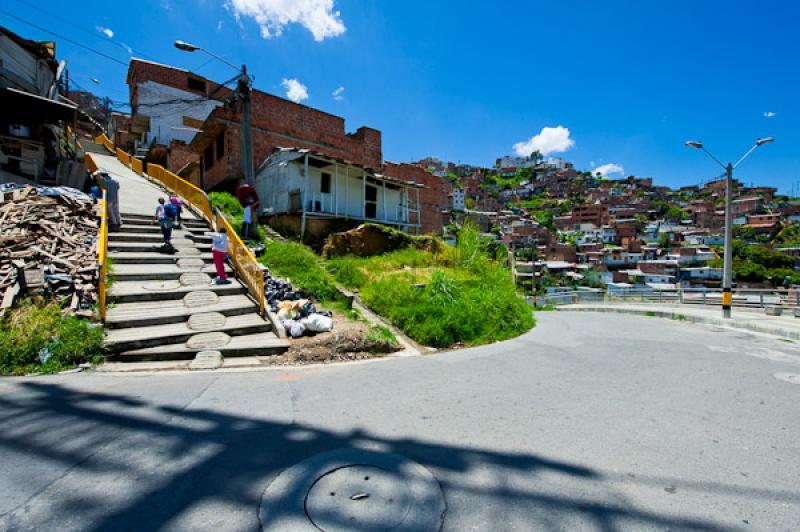 San Javier, Medellin, Antioquia, Colombia
