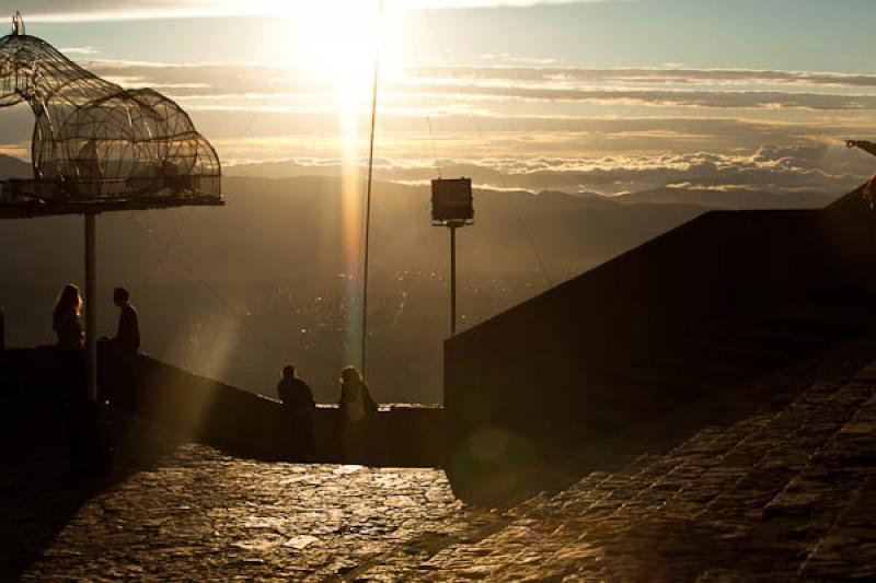 Cerro de Monserrate, Bogota, Cundinamarca, Colombi...