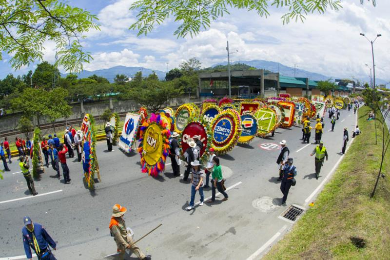 Silleta Comercial, Desfile de Silleteros, Feria de...