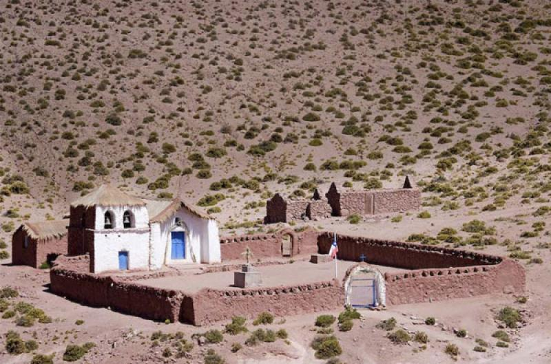 Iglesia de Vegas de Putana, San Pedro de Atacama, ...