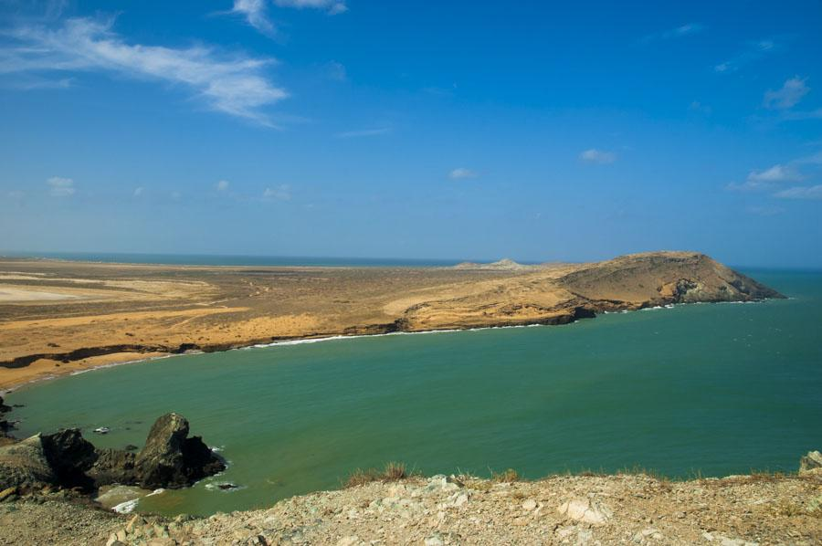 Cabo de la Vela, Peninsula de la Guajira, La Guaji...