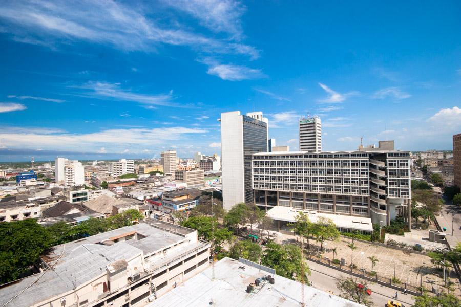 Panoramica, Barranquilla, Atlantico, Colombia