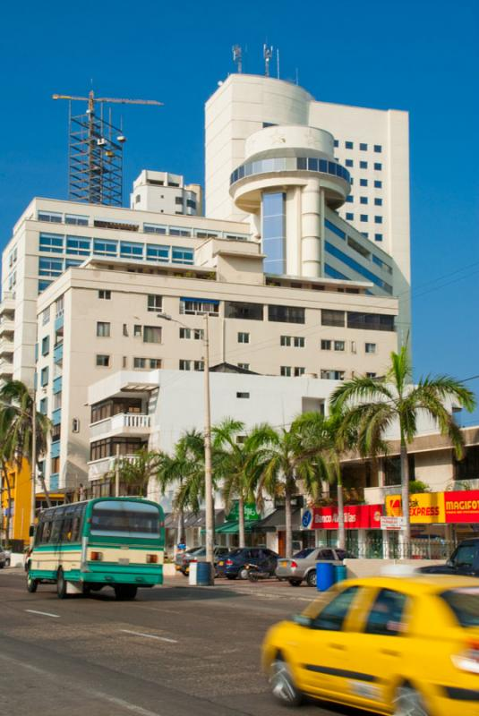 Hotel Almirante Cartagena Estelar, Bocagrande, Car...