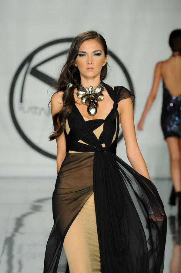 Pasarela Beatriz Camacho Plataforma k 2013, Barran...