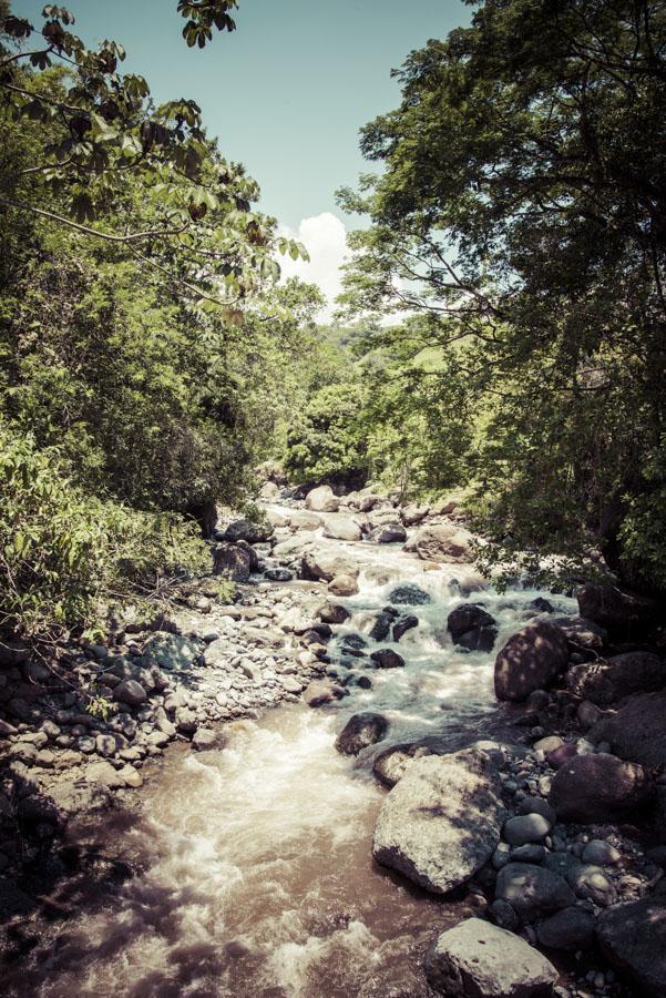 Rio Pescadero, Rio Frio Tamesis, Antioquia, Colomb...