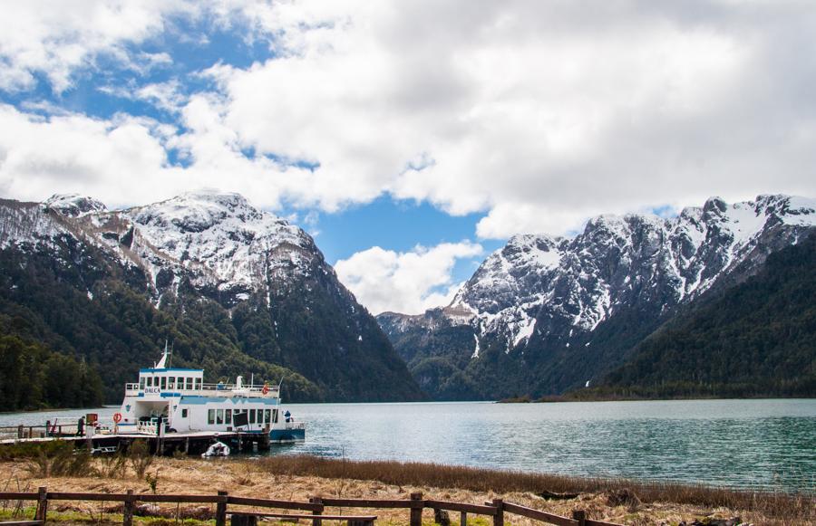 Lago Frias, Provincia de Rio Negro, Argentina, Sur...