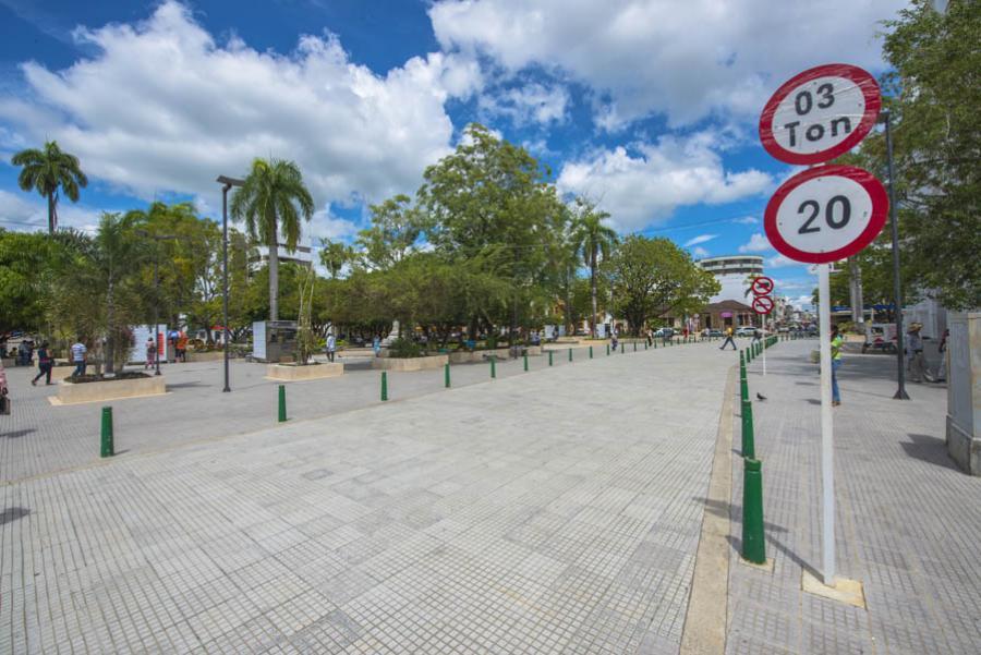 Parque Simon Bolivar De Monteria, Monteria, Cordob...