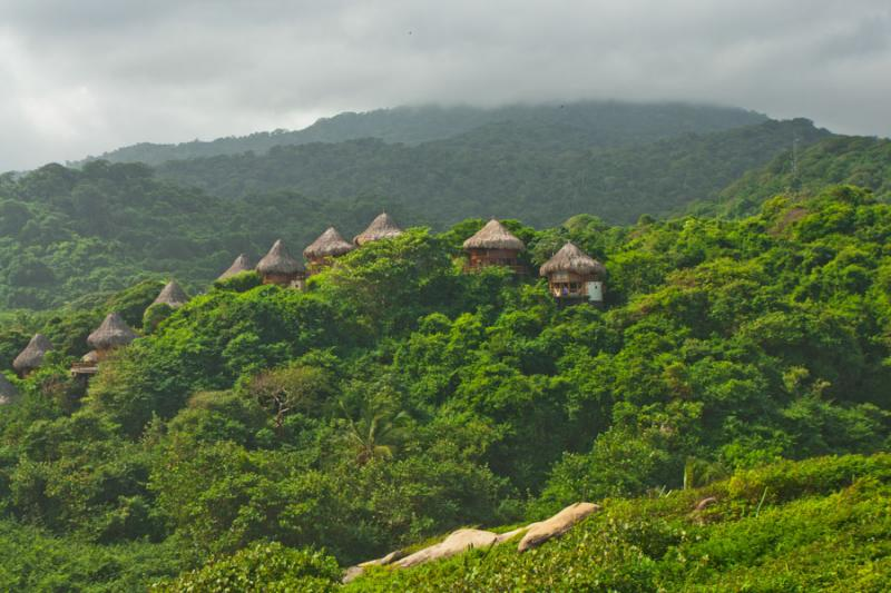 Parque Nacional Tayrona, Santa Marta, Magdalena, C...