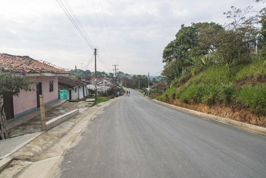 Via Caldono-Mondomo, Valle Del Cauca, Colombia