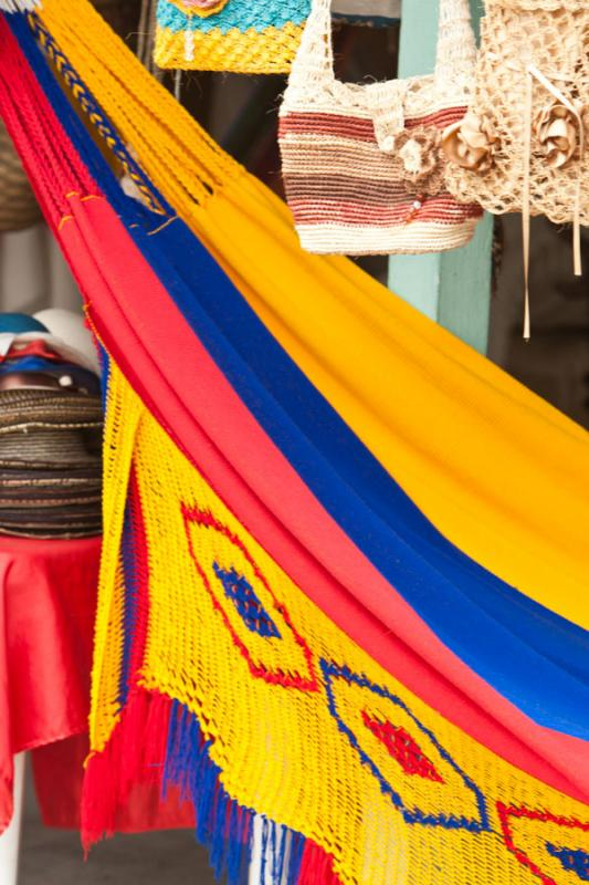 Venta de Artesanias, San Jacinto, Bolivar, Colombi...